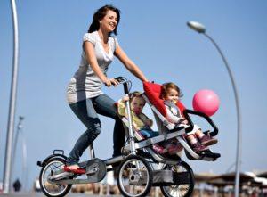 Tage Stroller Bike