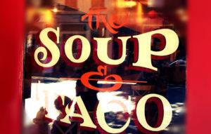 The Soup & Taco Etc., Fredericksburg